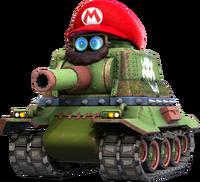 Sherm Capturato Artwork - Super Mario Odyssey