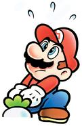 Mario Artwork Advance