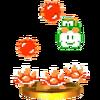 Lakitu e Koopistrici Trofeo 3DS