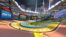 Stadio Mario Kart Screenshot - Mario Kart 8