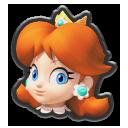 Daisy Icona - Mario Kart 8