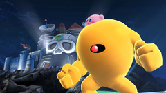 Yellow Devil Screenshot - SSB4