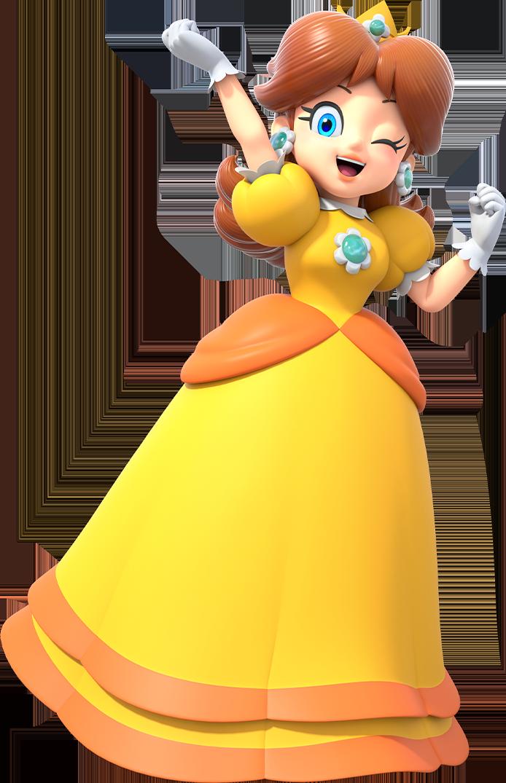 Principessa Daisy Mario Wiki Fandom Powered By Wikia