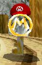 Chiave della porta di Mario