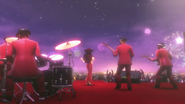 Band di Pauline Screenshot - Super Mario Odyssey