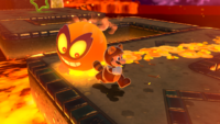 Splorch Screenshot - Super Mario 3D World