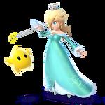 Rosalinda e Sfavillotto Artwork - Super Smash Bros. per Nintendo 3DS e Wii U