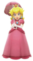 Super Mario Galaxy 2 Peach