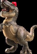 T-Rex Capturato Artwork - Super Mario Odyssey