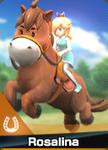 Carta Rosalinda equitazione 2