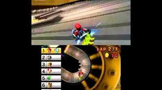 Mario Kart 7 Flower Cup 150cc