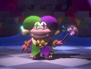 Boss Giullabolla (seconda lotta) Screenshot - Super Mario 3D World