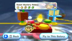 Galassia Dolce Mistero