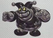 Boss Giullabolla (gigante) Artwork - Super Mario 3D World