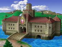 Castello della Principessa Peach Melee