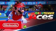 Mario Tennis Aces - Trailer di lancio (Nintendo Switch)
