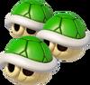 Triplo Guscio Verde MK8