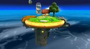 Galassia Uovo (Pianeta iniziale) Screenshot - Super Mario Galaxy