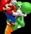 Mario&Yoshi NSMBW