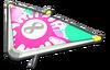 Superplano ragazza Inkling rosa