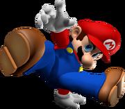 Mario Artwork - Dancing Stage Mario Mix