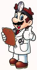Dr. Mario Artwork - Dr. Mario 64