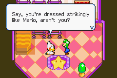 Psico Kamek Screenshot - Mario & Luigi Superstar Saga