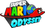 Super Mario Odyssey - Logo