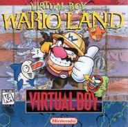 Virtual Boy Wario Land - Boxart USA