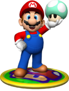 Mario Artwork - Mario Party 4