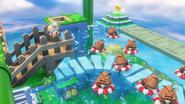 Captain Toad Treasure Tracker - Screenshot1