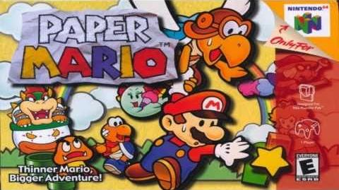 Paper Mario - Crystal King Battle Music EXTENDED