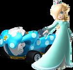 Artwork Rosalinda Mario Kart 7