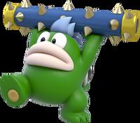 Spunzo - Super Mario 3D World