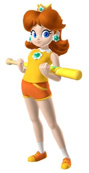 Superstar Baseball Daisy