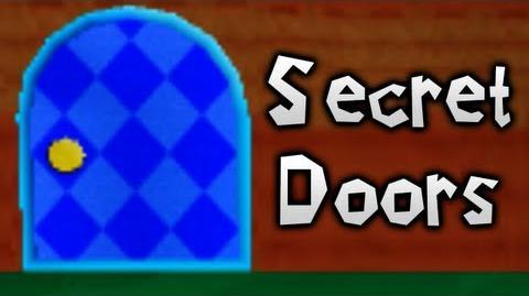 Paper Mario Sticker Star - All Secret Door locations