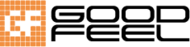 Good-Feel logo