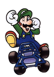 Luigi Artwork1 - SMK