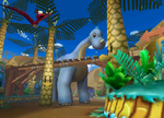 Giungla di Dino Dino icona DD