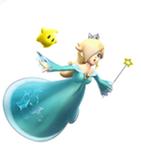 Artwork Rosalinda Super Smash Bros. per Nintendo 3DS