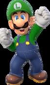 Luigi Artwork - Super Mario Party