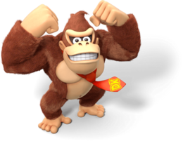 Donkey Kong Country Tropical Freeze Artwork