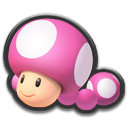 Toadette Icona - Mario Kart 8