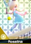 Carta Rosalinda tennis 1