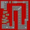 Castello di Bowser 3 Mappa - SMK