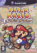 Paper Mario Il Portale Millenario - Copertina ITA
