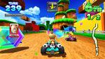Screenshot Rosalinda Mario Kart Arcade GP DX