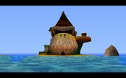 Isola Donkey Kong Screenshot - Donkey Kong 64