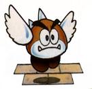 Goomba Volante - Mario Clash