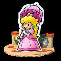 Paper Peach Wii U
